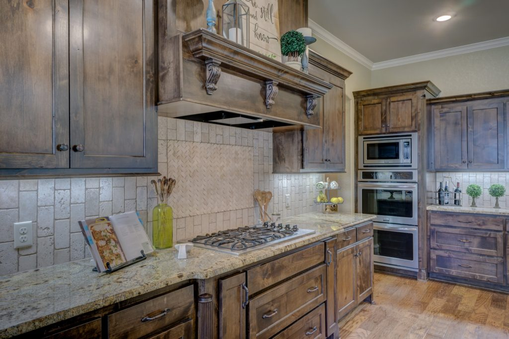 Paint vs. Stain: Kitchen Cabinet Renovation - Buying Style